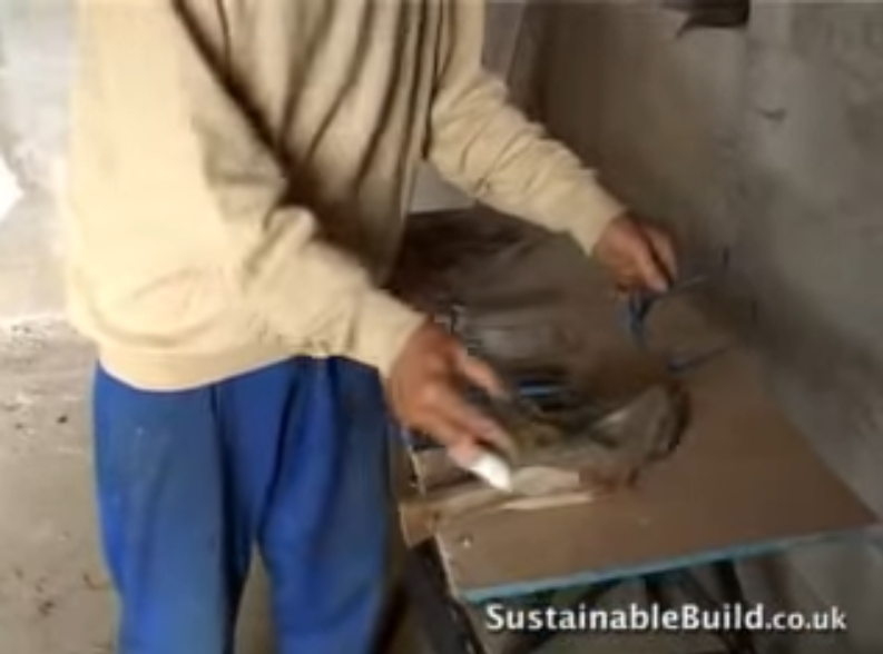 VIDEO - Tools Used for Lime Pointing