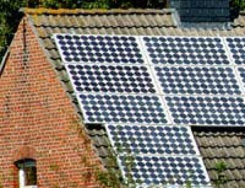 Going Solar To Save Carbon