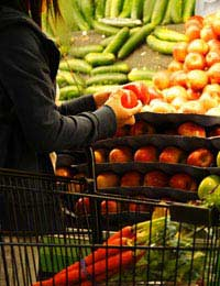 Buying Local and Lowering Food Miles