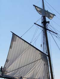 Sail Power for Ships
