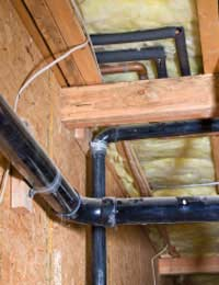 Insulating Water Pipes and Tanks