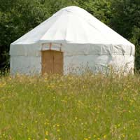 Mongolian Gers & Yurts: Nomads Tents