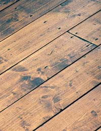 Sustainable and Economic Flooring for Free: A Case Study