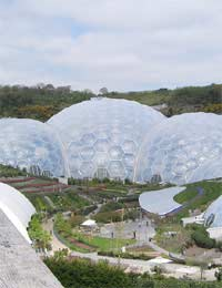 Green Architect, Designer of the Eden Project: A Case Study