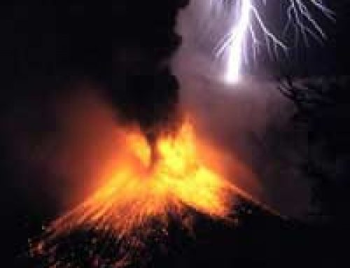 What's the Impact of a Volcano on the Atmosphere?