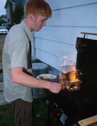 Are Barbecues Bad for the Environment?