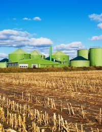 A Community Fuelled by Wastewater Gas: Case Study
