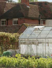 Sunrooms and Greenhouses